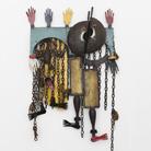 Gonçalo Mabunda, Untitled, 2018-2019, Mixed media| Foto: Nicola Gnesi