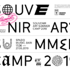 Souvenir Art Summer Camp 2019