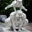Il Fascino della Capitale antica. L'esposizione itinerante dello scultore Xu Hong Fei alla Fermata Torino Italia
