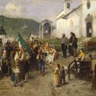 La partenza dei coscritti del 1866