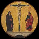 Polittico Griffoni, 1472-1473 circa, Francesco del Cossa, Crocifissione, Tempera su tavola, Washington, National Gallery of Art