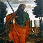 Vittore Carpaccio, San Paolo apostolo, Chioggia, Chiesa di San Domenico