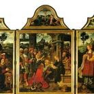 La Chiesa di San Donato presenta il restauro del Trittico di Joos van Cleve