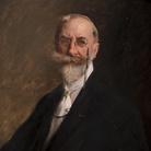 William Merritt Chase, Autoritratto, (1908), Galleria degli Uffizi, Firenze
