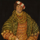 Lucas Cranach the Elder, Henry the Pious, Duke of Saxony, 1514, Dresden, Staatliche Kunstsammlungen, Gemäldegalerie Alte Meister