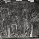 San Domenico che ritrova i suoi frati in Paradiso