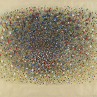 Tancredi Parmeggiani, Primavera, 1951 (datato 1952), Guazzo e pastello su carta 100 x 69.8 cm, The Museum of Modern Art, New York | Donazione Peggy Guggenheim, 1952