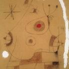 Joan Miró, Mosaic, 1966, Olio, carboncino e tempera su tela, 205,5 x 173,5 cm