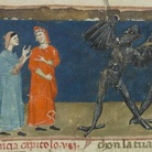 La più antica Divina Commedia miniata in mostra a Roma