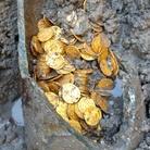 A Como riaffiorano monete d'oro di età tardo imperiale