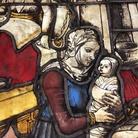 Vetrata 25. Il restauro della vetrata di san Giovanni Damasceno nel Duomo di Milano