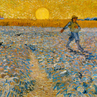 Vincent van Gogh, Il seminatore, 1888, Otterlo, Kröller-Müller Museum