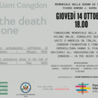 William Congdon – In the Death of One