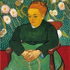 Vincent Van Gogh, Madame Roulin (La Berceuse), 1889, Olio su tela, 92.7 x 72.7 cm, Boston, Museum of Fine Arts | © Museum of Fine Arts, Boston