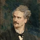 Giovanni Boldini, Henri Rochefort, 1882 circa, Olio su tela, 50 x 61 cm Parigi, Musée d'Orsay | © René-Gabriel Ojéda / RMN-Réunion des Musées Nationaux/ distr. Alinari