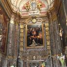 Madonna del Rosario con i Santi Domenico e Santa Caterina da Siena