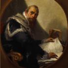 Giambattista Piazzetta, Ritratto di Antonio Riccobono