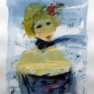 Beppe Perin. Volti, figure e paesaggi: il gesto del colore