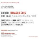 Il Castello di Ama per l'Arte Contemporanea - Marco Pallanti e Lorenza Sebasti Pallanti dialogano con Luca Molinari