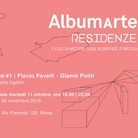 Residenze #1 | Flavio Favelli - Gianni Politi