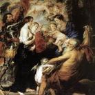 Pieter Paul Rubens, La Vergine Maria circondata dai Santi