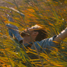 Un'immagine tratta dal film Van Gogh. Sulla soglia dell'eternità di Julian Schnabel
