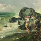 Faraglioni, marine, pescatori: i paesaggi umani di Antonio Leto in mostra a Palermo