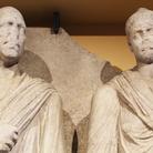 """Il fornaio Eurisace e sua moglie Atistia """"rivivono"""" grazie a un restauro"""