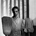 Gordon Parks, American Gothic, Ella Watson, Washington, D.C., 1942. © The Gordon Parks Foundation
