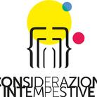 Considerazioni Intempestive. Conversazioni d'Arte Contemporanea