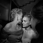 Larry Fink, Meryl Streep and Natalie Portman Oscar Party, Los Angeles, California, February 2009   Unbridled Curiosity   © Larry Fink