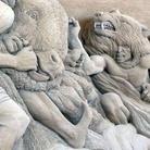A Petralia Soprana la prima Biennale internazionale di sculture di salgemma