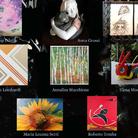 Forme e colori dell'immaginario / Giusy Dibilio. Sguardi di colore oltre il visibile