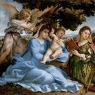Un capolavoro per Venezia - Lorenzo Lotto. Sacra conversazione con i santi Caterina e Tommaso