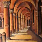 SOTTO IL SEGNO DEI PORTICI. I bassorilievi dipinti di Ivan Dimitrov. Seconda tappa