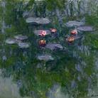 A Roma un inedito Monet