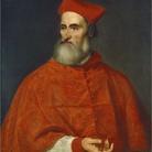 Tiziano Vecellio (1490 - 1576), Ritratto del cardinale Pietro Bembo, 1545-1546, Olio su tela, 114 x 97 cm, Napoli, Museo e Real Bosco di Capodimonte