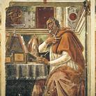 Sant'Agostino nello studio