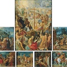 Ospiti a Palazzo Pitti: il Polittico della Santa Croce di Adam Elsheimer