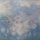 Claude Monet, Ninfee e Nuvole, 1914-1926, Musée de L'Orangerie, Paris