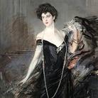 Il ritorno di Donna Franca Florio di Giovanni Boldini