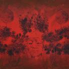 Tarik Berber, Dalla serie Seven Sisters, Pacha Mama #2, Olio su tela, 140 x 120 cm, Zadar, 2019 | Courtesy Tarik e Fondazione Maimeri 2019canvas 120 x 140 cm | © Tarik Berber