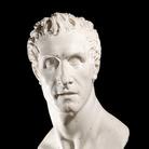 Antonio Canova, Autoritratto, 1812, Gesso, 89 x 47 x 39 cm, Roma, Museo di Roma | Foto: Alfredo Valeriani