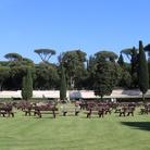 100 panchine per Roma