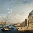 Pietro Bellotti, Il Bacino di San Marco con la basilica della Salute, cm 129,5 x 134,5. Ginevra, collezione privata