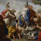 Giambattista Pittoni,Olindo e Sofronia,1721, Olio su tela, 146 x 114 cm, Musei Civici di Vicenza,Palazzo Chiericati