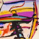 Ziva Kraus, Navigazione, 1987, Pastello | Courtesy of Živa Kraus e Ikona Photo Gallery, Venezia