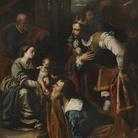L'Adorazione dei Magi di Artemisia Gentileschi per la prima volta a Milano