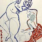 100 disegni di Antonietta Raphaël donati al MUSMA dalla figlia Giulia Mafai