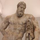 Se l'Ercole Farnese diventa street art